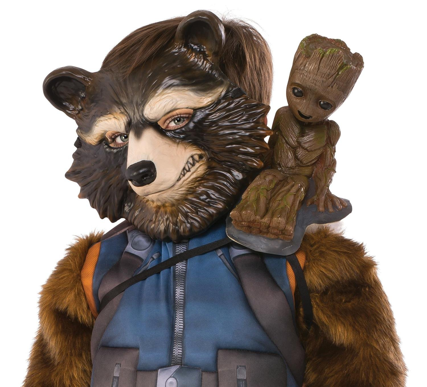 Guardians Of The Galaxy Accesorio de Disfraz/hombrera Colgante Vol ...