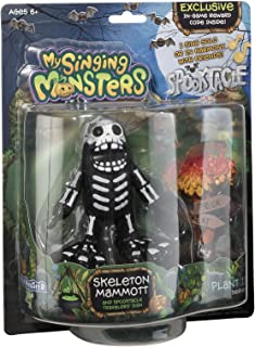 My Singing Monsters Musical Collectible Figure- Skeleton Mammott