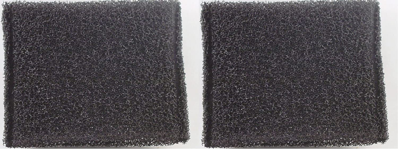 DNH d913a2-8 31100765 2x Éponge Filtre pour Hoover DNH d813a2-8 31100727