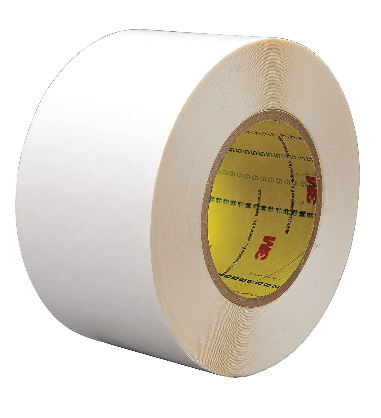3M 9579 White Double Coated Tape, 9 mil, 0.75