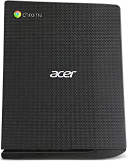 Acer Chromebox CX12-4GKM Intel Celeron 3205U X2 1.5GHz 4GB 16GB SSD, Black (Renewed)