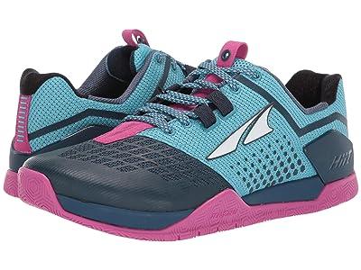 Altra Footwear HIIT XT 2 (Blue/Raspberry) Women