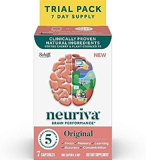 Neuriva NEURIVA® Brain Performance - 24/7 ct, 7 Count