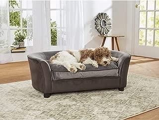 Enchanted Home Pet Panache Gray Sofa