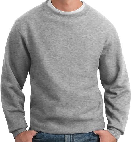 Sport-Tek Super Heavyweight Hommes's Sweatshirt à col Rond