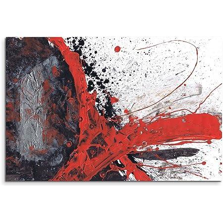 Leinwandbild Wandbild Wandschmuck Abstrakt Deko Bild Kunstdruck