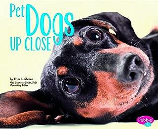 Pet Dogs Up Close (Pets Up Close)