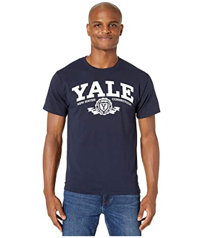 Champion College Yale Bulldogs Jersey Tee (Navy 1) Men