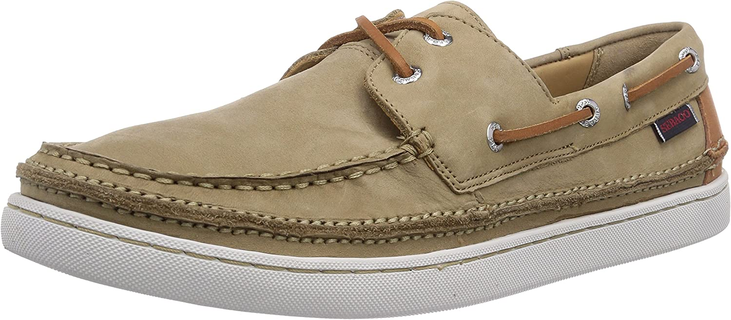 Sebago RYDE Two Eye Mens Cup Sole shoes