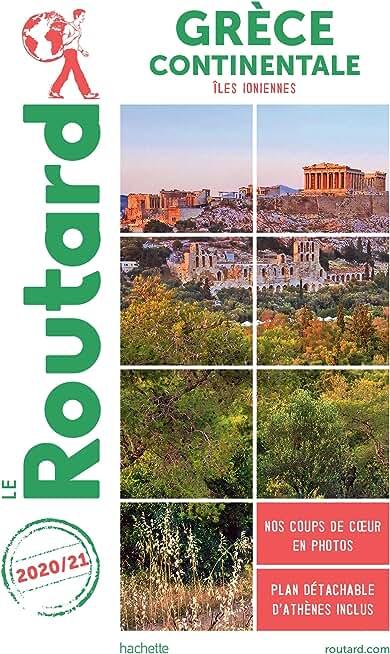 Guide du Routard Grèce continentale 2020/21