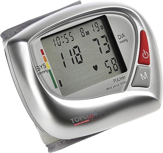 Topcom BD-4623 Tensiomètre de poignet BPM 3500