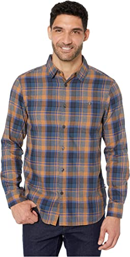 Cedar Brown Rogan Plaid