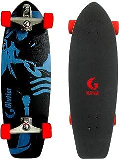 Glutier Surfskate Mafia Gansta Blue 31¨ T12 Surf S...