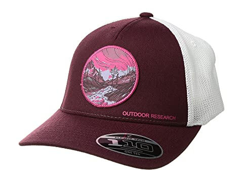Outdoor Research Alpenglow Trucker Cap at 6pm d0370caeac6f