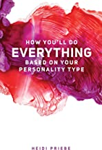 How You'll Do Everything Based On Your Personality Type