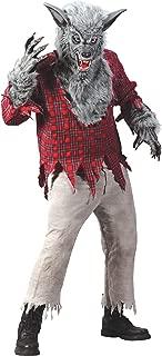 Fun World Silver Werewolf Costume - M