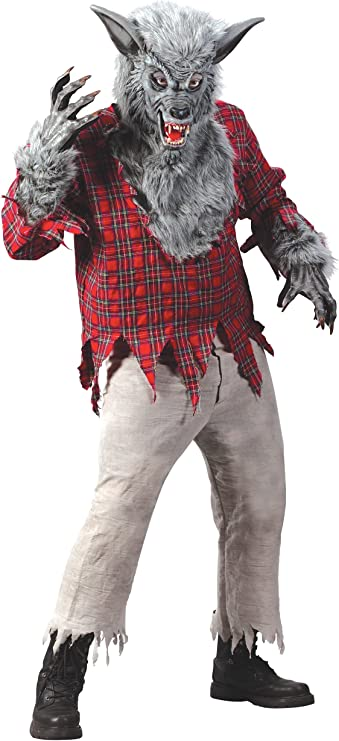Wolfman Halloween costume