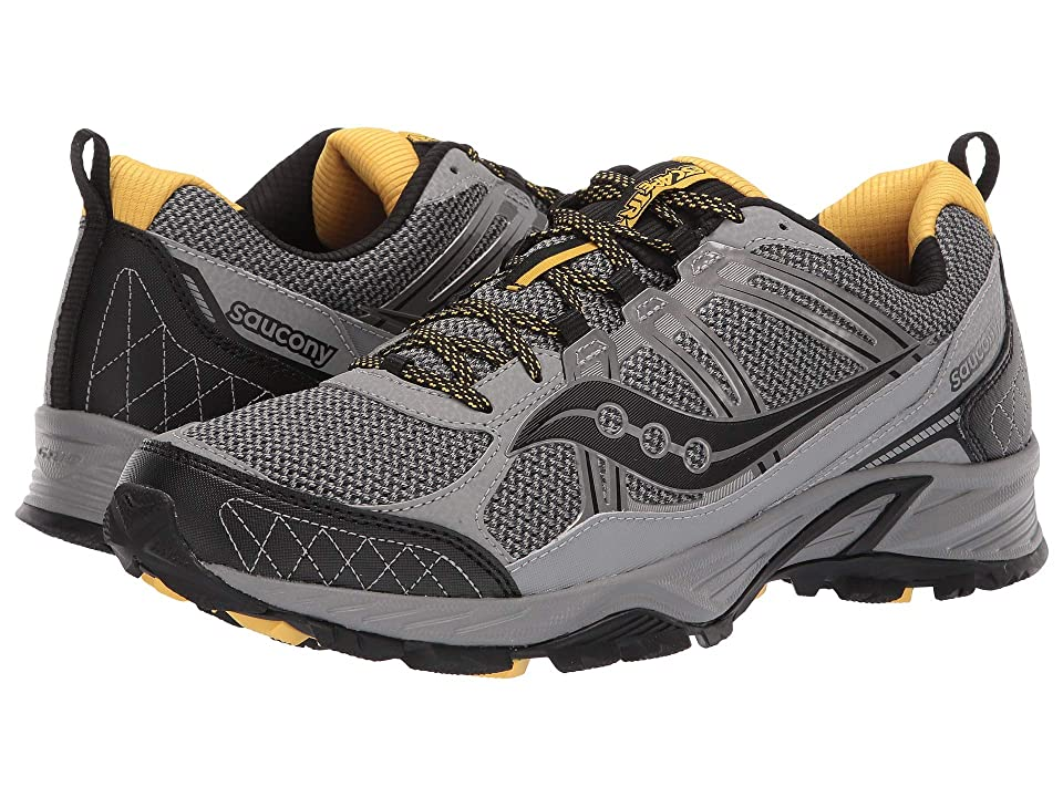 Saucony Escape TR4 (Grey/Black/Yellow) Men