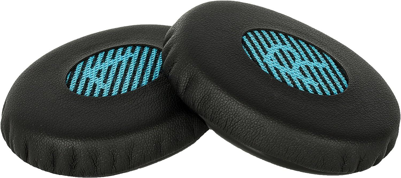 Almohadillas de repuesto para cascos Bose Around-Ear 2 (AE2), Around-Ear 2 inalámbrico (AE2w), SoundTrue Around-Ear (AE), SoundTrue Around-Ear 2 (AE2) y SoundLink Around-Ear 1 y 2