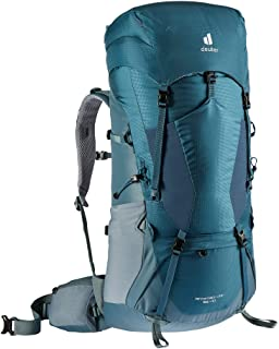 Deuter Aircontact Lite 65+10 Backpack for Hiking and Mountaineering - Arctic-Teal