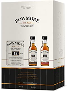 Bowmore Islay Single Malt Scotch Whisky 12 Jahre Geschenkbox 1 x 0.7 l