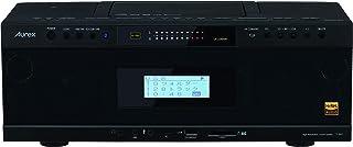 東芝 ハイレゾ対応 Bluetooth/SD/USB/CDラジオ TY-AH1(K) ブラック