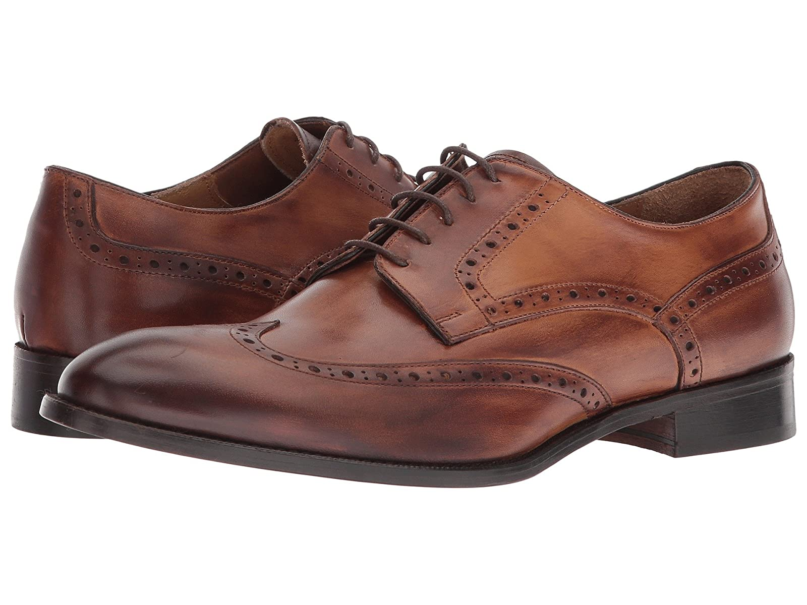 Gordon Rush JacksonAtmospheric grades have affordable shoes