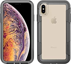 Pelican Voyager iPhone Xs Max Case (Clear/Grey)
