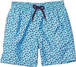 Jim Micro Turtles Swim Trunks (Toddler/Little Kids/Big Kids)
