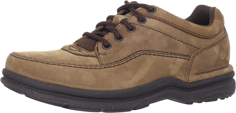 Rockport - Hommes WT Classic Chaussures, 46.5 XW EU, Choc Nubuck