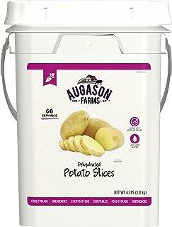 Augason Farms Dehydrated Potato Slices Shreds