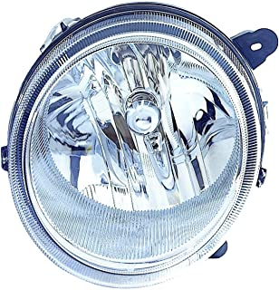 Depo 333-1180R-AS Jeep Compass/Patriot Passenger Side Replacement Headlight Assembly