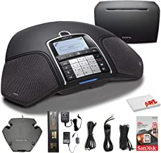$576 » Konftel 300Wx Wireless Conference Phone w/IP DECT 10 Base Station + Sandisk 16GB Card to Record Calls - Conference Room