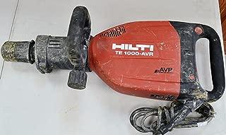 Hilti TE-1000-AVR Jack Hammer