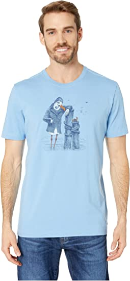 Salty Bird Crusher T-Shirt