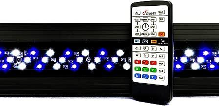 Finnex Marine+ 24/7 Fully Automated Aquarium LED v2, Remote