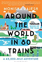 Around the World in 80 Trains: A 45,000-Mile Adventure (English Edition)