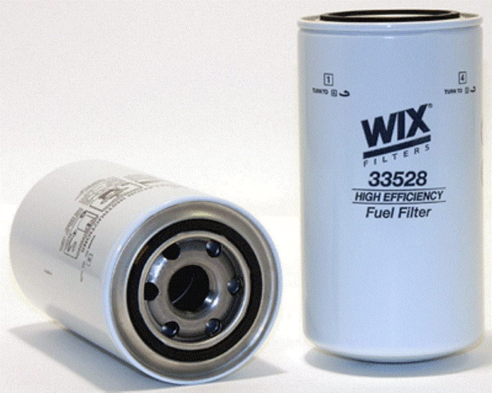 Wix 40 Spin On Fuel Filter   Case of 40