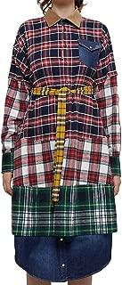 DSQUARED2 Luxury Fashion Womens S75CV0088S48113002F Multicolor Dress | Fall Winter 19