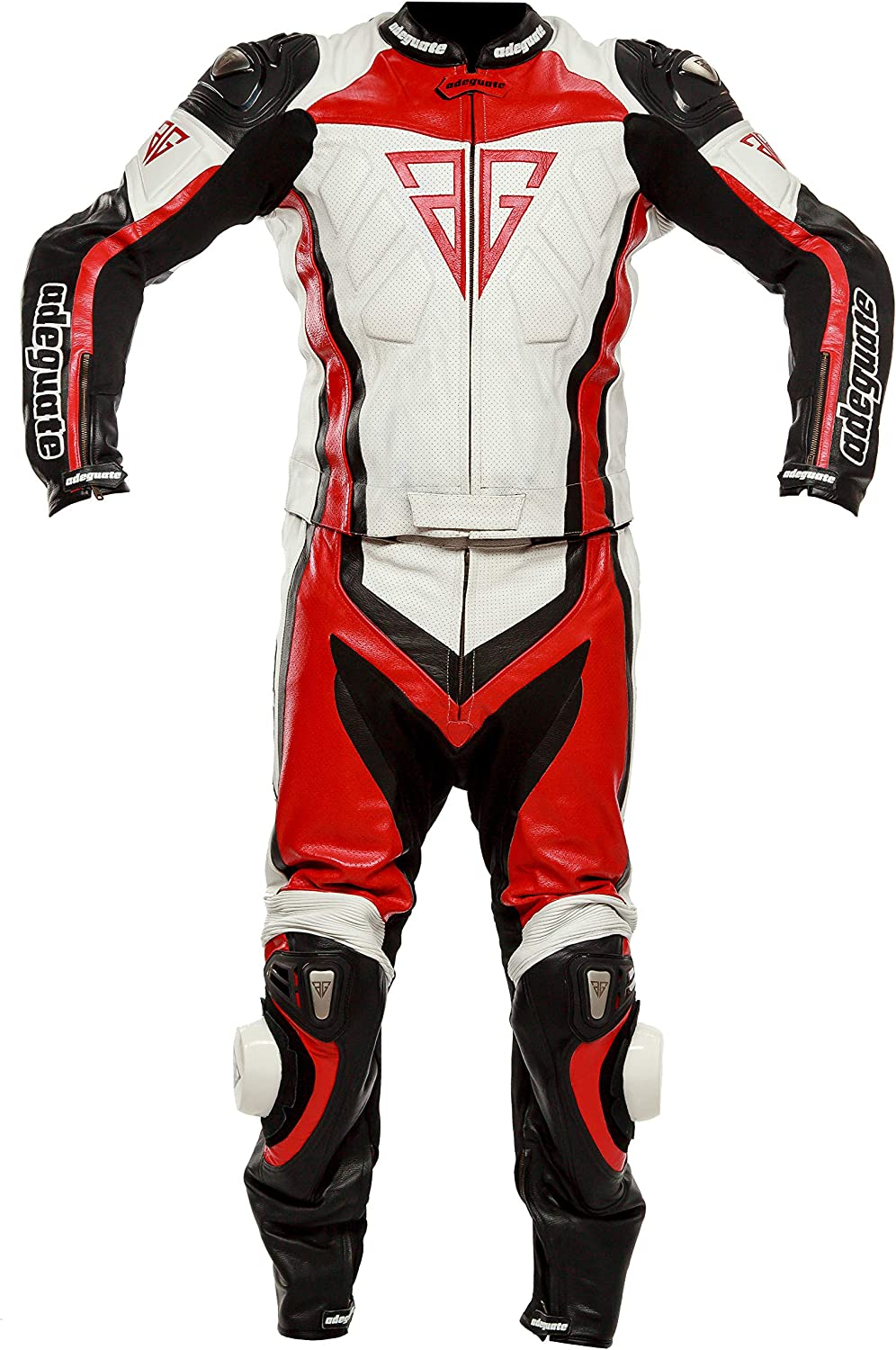 ADEGUATE Motorcycle Ranking TOP11 Suit for Men Real Cheap bargain Piec Motorbike Leather Two