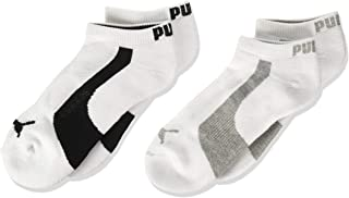 PUMA Women's P112111 Low Cut 6-Pack Socks