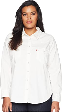 Levi's® Plus - Western Long Sleeve Woven