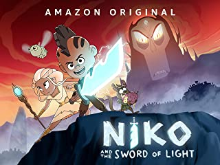 Niko and the Sword of Light - Season 1 - The Cursed Volcano