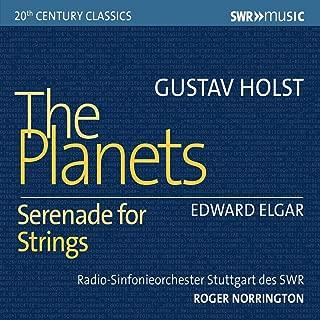 Holst: The Planets; Elgar: Serenade for Strings