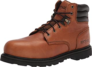 """Iron Age Men's Backhoe Safety Toe 6"""" Work Boot"""