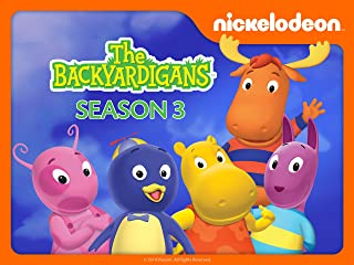 The Backyardigans Season 3