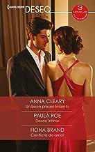 Un buen presentimiento - Deseo íntimo - Conflicto de amor (Ómnibus Deseo) (Spanish Edition)