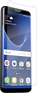 ZAGG InvisibleShield HD Dry - High Definition Clarity - Screen Protector for Samsung Galaxy S8 Plus - Case Friendly