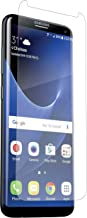 ZAGG GS8HDS-F00 InvisibleShield HD Dry - High Definition Clarity - Screen Protector for Samsung Galaxy S8 - Case Friendly