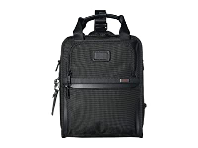 Tumi Alpha 3 Medium Travel Tote (Black) Luggage